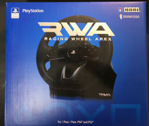 Hori Racing Wheel Apex for PS4 / PS3 / PC NEW