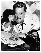 Movie Actor Kirk Douglas 8 x10 Silver Halide Photo