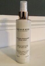THE HAIR BOSS by LISA SHEPHERD - THE SEMI-PERMANENT SHINE SPRAY - 150ML - NEW
