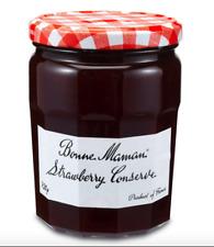 Bonne Maman Strawberry Conserve, Extra Jam - 750g Jar - 03/22 Expiry