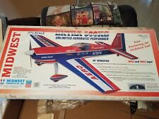 midwest  extra 300xs rc airplane kit