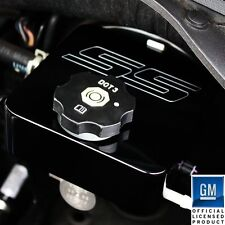 2010-2014 Chevrolet Camaro Master Cylinder Cover SS Logo Black