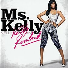 KELLY ROWLAND : MS.KELLY / CD - TOP-ZUSTAND
