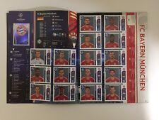 Album Champions League UEFA 2011 2012 Panini Completo Cromos Pegados 11/12