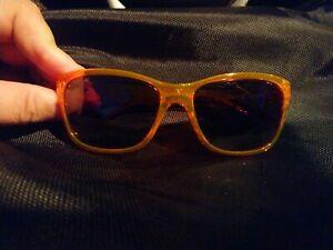 Oakley Forehand Sunglasses Orange