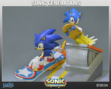 First4Figures Sonic the Hedgehog Generations Diorama Mint in Box