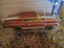 2012 HOT WHEELS Showroom '67 Oldsmobile 442 Orange K-Mart K-Day 101/247 (B)