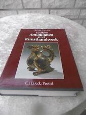 Lexikon Antiquitäten und Kunsthandwerk.  Honour Fleming.
