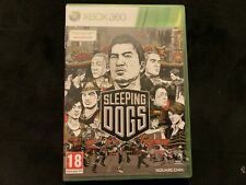 Sleeping Dogs - Jeu Xbox 360 Complet