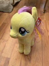 Official My Little Pony Fluttershy Unicorn Horse Ty Plush Toy