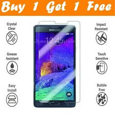 Quality Tempered Glass Screen Protector for Samsung Galaxy Note 4