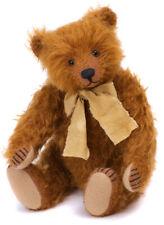 Keaton by Frank Webster - artist teddy bear - handmade in England - OOAK