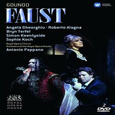 Gounod: Faust [DVD] [2010] [NTSC] [DVD][Region 2]