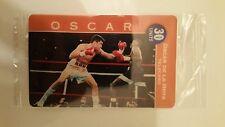 1995 UNION 76 Boxing Oscar De La Hoya Telecard