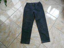 H3754 LEE Virginia Jeans W27 Anthrazit  Gut