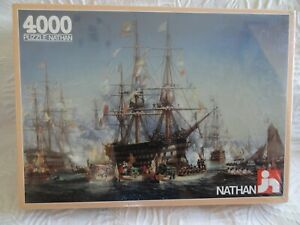 PUZZLE - Visite de la reine Victoria à Cherbourg - 4000 pièces