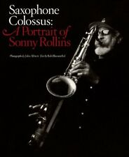 Saxophone Colossus: A Portrait of Sonny Rollins,New,Books,mon0000017411 MULTIBUY