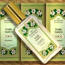 Monoi Tiki Tahiti Eau de Toilette Natural Spray COCO 100ml Kokosnuss exotiic