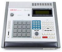 Akai MPC 60 Factory Sample CD WAV format for Cubase, Ableton, Logic,, Pro Tools