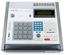 Akai MPC 60 Factory Sample CD WAV format for Cubase, Ableton, Logic,, Pro Tools