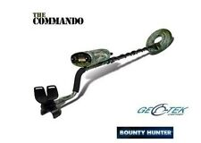 Metal Detector Bounty Hunter Commando