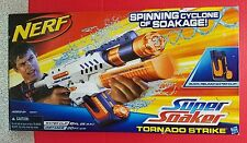 Nerf Super Soaker Tornado Strike Water Guns  Blasters Soakers 2010 Hasbro NIB