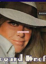 ♫ LP 1970 Hildegard Knef IM 80. STOCKWERK Decca CLUB EDITION !! 6951 Stereo NM ♫