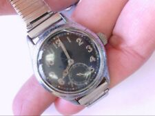 HAMILTON WWII MILITARY WRIST WATCH R88-W-800 / K-H-3 ISSUED TO THE US NAVY