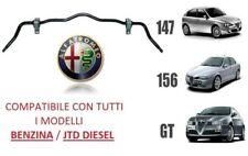 BARRA STABILIZZATRICE COMPLETA ANTERIORE ALFA ROMEO 147 156 GT 1.6 1.9 2.4 JTD