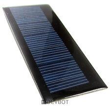 Cellule solaire 5,5V 55mA, photovoltaïque, Epoxy. DIY, Raspberry Pi, Arduino