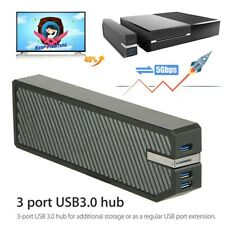For Xbox One HDD Adapter USB3.0 Storage External Memory Data Bank Expand Black