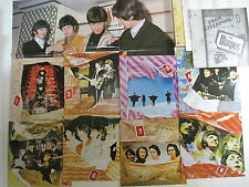 FROM LIVERPOOL THE BEATLES BOX JAPAN VINYL 8LP POSTER BOOKLET INSERT