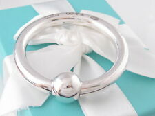 TIFFANY & CO SILVER CIRCLE RATTLE PACKAGING