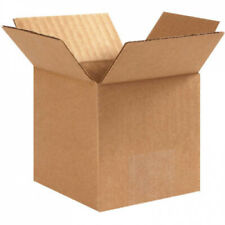 3  x 3  x 3 25 Pack Cardboard Packaging  Shipping Corrugated Boxes For Mailing