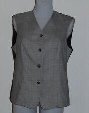 Neue Damenweste   Gr.21 (42)  schwarz/weiß   Polyester/Viskose   Nr.4727