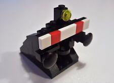 Lego Prellbock mit  Bauanleitung City Eisenbahn Bahnhof