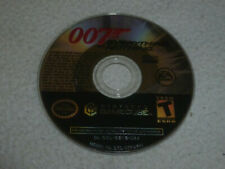 NINTENDO GAMECUBE GAME JAMES BOND 007 EVERYTHING OR NOTHING DISC ONLY WII EA >