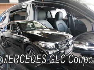 MERCEDES GLC COUPE  2017 -   5.doors Wind deflectors 4.pc HEKO 23616