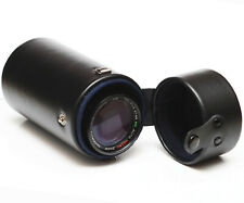 """Vintage Hard Lens Case 7"""" For Nikon Pentax Leica Canon Sigma Tamron Sony Lenses"""