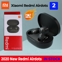 New Xiaomi Redmi Airdots 2 TWS Earphone Wireless Bluetooth 5.0 In Ear 2020