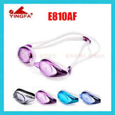 YINGFA E810AF PROFESSIONAL RACING TRAINING SWIMMING GOGGLES ANTI-FOG [FREE SHIP]