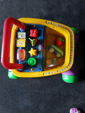 Fisher Price Educational Activity Walker toy / baby / Interactive