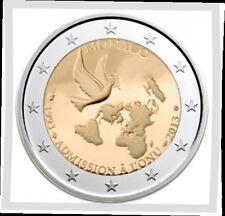 2 EURO *** Monaco 2013 20 ans ONU *** Monaco 2013 20 jaar UNO !!!