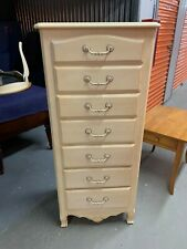 Ethan Allen Country French Lingerie Chest Model 26-5224 Finish 647 Brittany