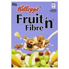 50 Kelloggs Fruit & Fibre Individual Portion Packs