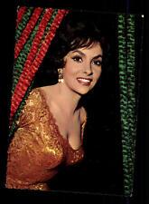 Gina Lollobrigida Postkarte ## BC 97956