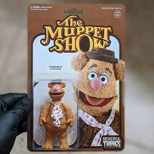 The Muppet Show - Fozzie Bear - Jim Henson - Readful Things - Action Figure