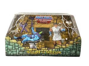 2009 MO-LARR vs SKELETOR Masters of the Universe Classics MOTUC HEMAN MOC Mattel