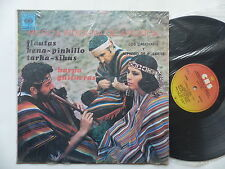 Musica indigena de America LOS CALCHAKIS y ALFREDO DE ROBERTIS 14400