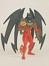 Vintage Kenner 1994 Legends of Batman Series red gold KNIGHTQUEST BATMAN